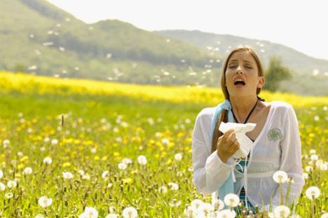 Allergie en Hooggevoeligheid bij kinderen