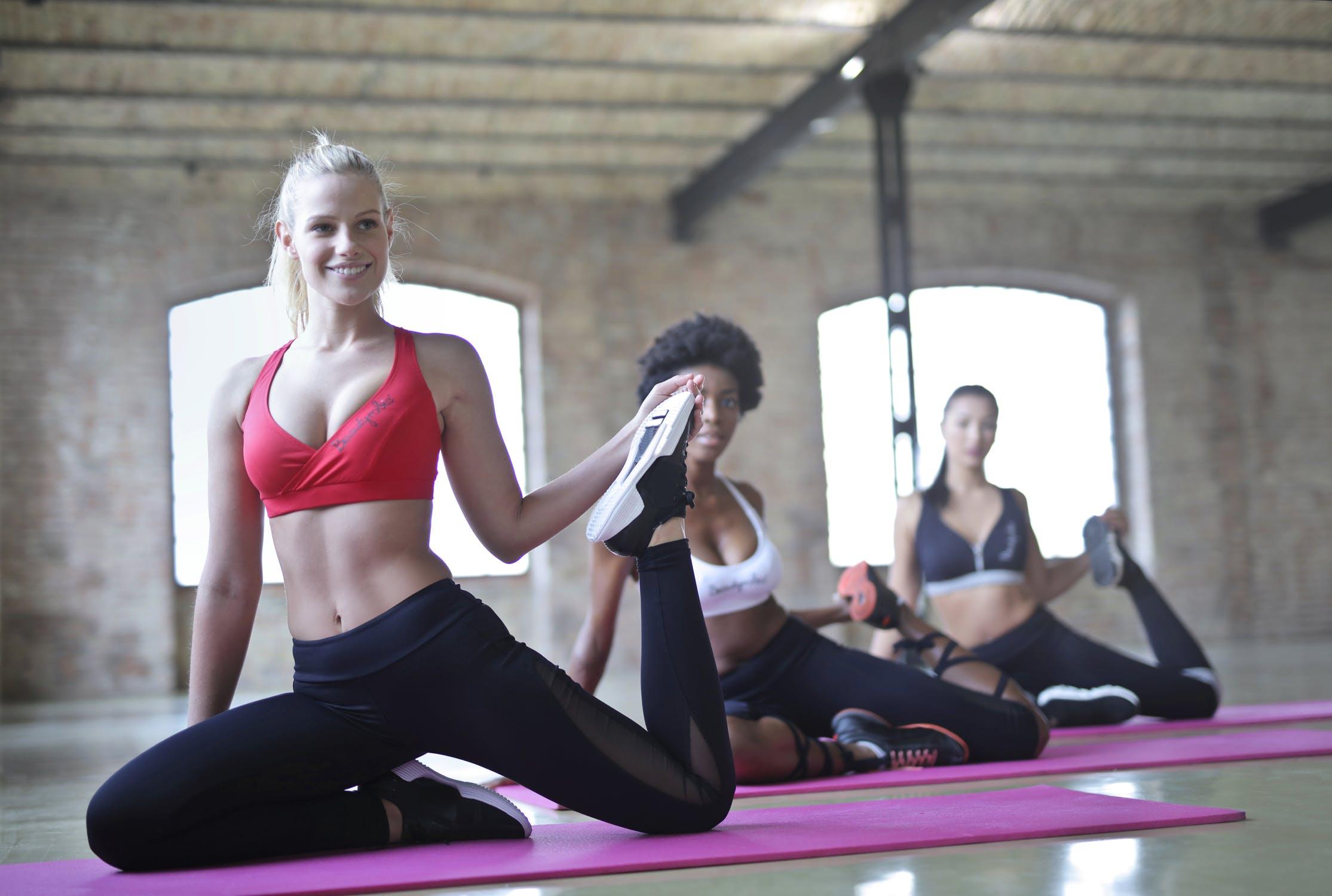 Is droog trainen voor vrouwen lastig?